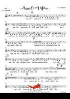 Mama Don't Allow (Golden Era) 6 Horn