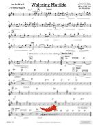 Waltzing Matilda (PepperHorn Standards) 4 Horn Trumpet II