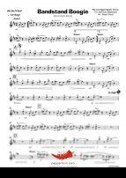 Bandstand Boogie (Les Elgart) 4 Horn Alto