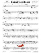 Basin Street Blues (PepperHorn Standards) 4 Horn Alto