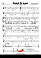 Beans and Cornbread (Joe Morris Orchestra) 4 Horn Bari