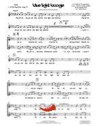 Blue Light Boogie (Louis Jordan) 4 Horn Bari