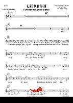 Caldonia (Louis Jordan) 4 Horn Trumpet II