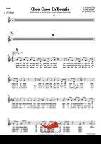 Choo Choo Ch'Boogie (Louis Jordan) 4 Horn Alto