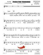 Fugue For Tinhorns (Guys and Dolls) 6 Horn