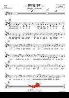 Poor Joe (Bunny Paul) 4 Horn Trumpet II
