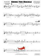 Shine The Buckle (Sam Butera) 2 Horn