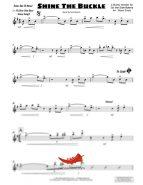 Shine The Buckle (Sam Butera) 3 Horn