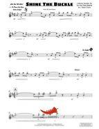 Shine The Buckle (Sam Butera) 4 Horn Alto