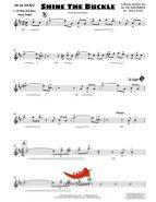 Shine The Buckle (Sam Butera) 4 Horn Bari