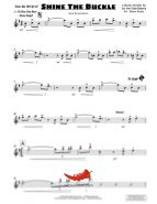 Shine The Buckle (Sam Butera) 4 Horn Trumpet II