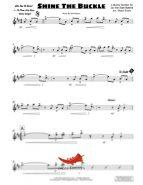 Shine The Buckle (Sam Butera) 6 Horn