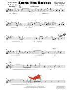 Shine The Buckle (Sam Butera) Big Band
