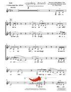 Sneaking Around (Little Milton) 4 Horn Bari