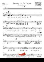 Standing On The Corner (Dean Martin) 4 Horn Bari