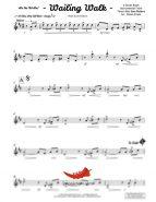 Wailing Walk (Sam Butera) 4 Horn Alto