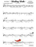 Wailing Walk (Sam Butera) 4 Horn Bari