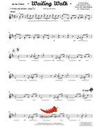 Wailing Walk (Sam Butera) Big Band