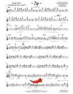 Zip (Red Prysock) 3 Horn