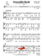 Crocodile Rock (Elton John) 4 Horn Bari