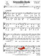 Crocodile Rock (Elton John) Small Group Bundle