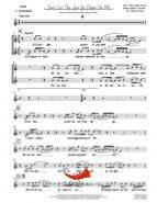 Don't Let The Sun Go Down On Me (Elton John) 4 Horn Trumpet II