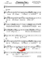 Flaming Star (Elvis Presley) 4 Horn Bari