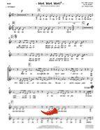 Hot Hot Hot (Arrow) 4 Horn Trumpet II