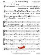 I'm Still Standing (Elton John) 4 Horn Alto