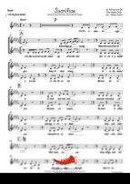 Sacrifice (Elton John) 4 Horn Bari