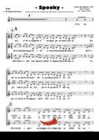 Spooky (Dusty Springfield) 4 Horn Trumpet II