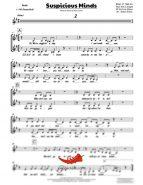 Suspicious Minds (Elvis Presley) 4 Horn Trumpet II
