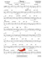 Sway (Michael Buble) Bass Tab
