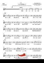 Sway (Dean Martin) 4 Horn Alto