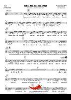 Take Me To The Pilot (Elton John) 4 Horn Bari