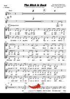 The Bitch Is Back (Elton John) 4 Horn Trumpet II