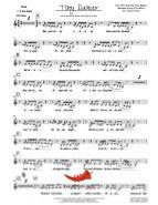 Tiny Dancer (Elton John) 4 Horn Trumpet II