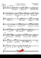 Your Song (Elton John) 4 Horn Bari