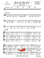 Jump In The Line (Shake Senora) (Harry Belafonte) 4 Horn Trumpet II