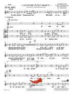 Unchain My Heart (Joe Cocker) 4 Horn Bari