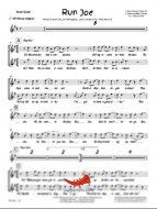 Run Joe (New Orleans Style) 4 Horn Alto