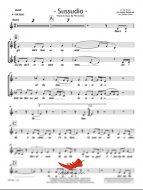 Sussudio (Phil Collins) 4 Horn Alto