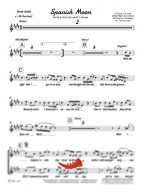 Spanish Moon (Little Feat) 4 Horn Alto