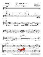 Spanish Moon (Little Feat) 4 Horn Trumpet II
