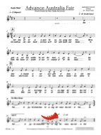 Advance Australia Fair (Freebie) Choir (SATB)