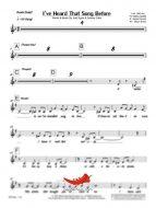 I've Heard That Song Before (Harry James) 4 Horn Alto
