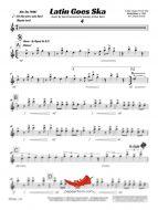 Latin Goes Ska (Skatellites) 4 Horn Alto