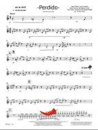 Perdido (Perez Prado) 5 Horn 3 Saxes
