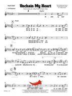Unchain My Heart (Ray Charles) 4 Horn Trumpet II