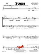 Tush (ZZ Top) 4 Horn Trumpet II